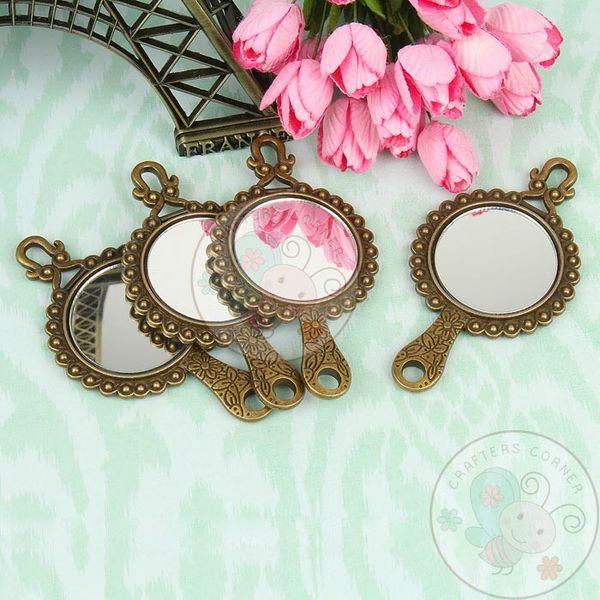 Hand Mirror - Round