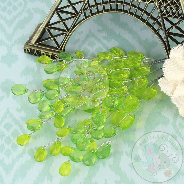 Green  Crystal Fillers