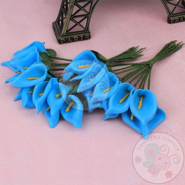 Calla Lily - Blue