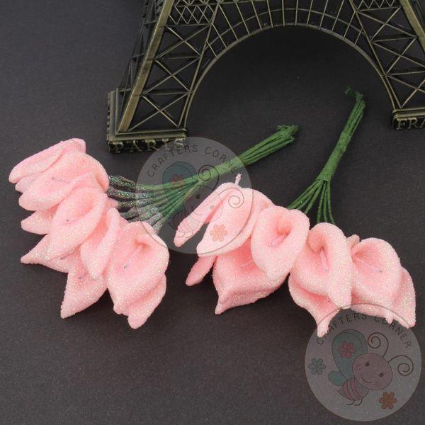 Calla Lily - Glitter Pink