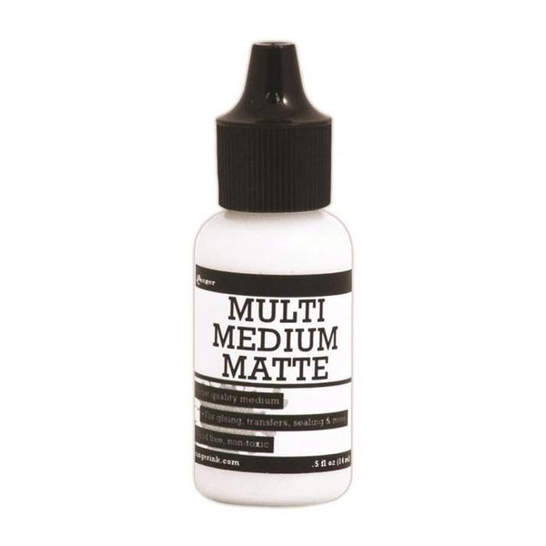 Matte - .5oz Bottle