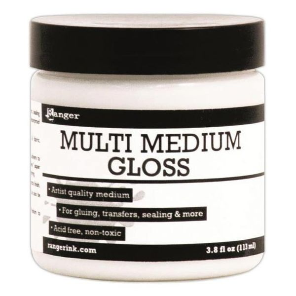 Gloss - Multi Medium 3.8oz Jar