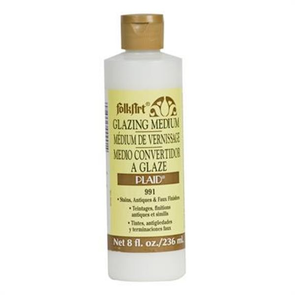 Art Glazing Medium 8 oz