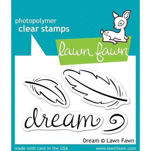 Dream - Stamp
