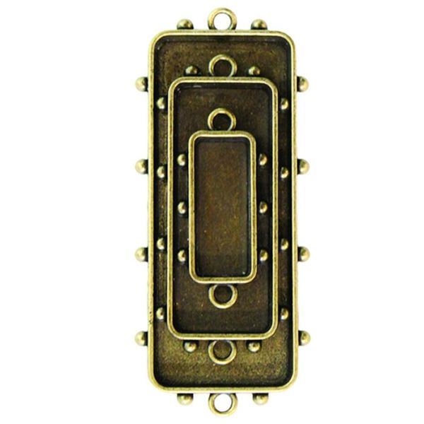 Rectangles One - Bronze