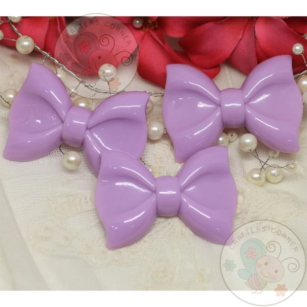 My Big Bow - Mauve