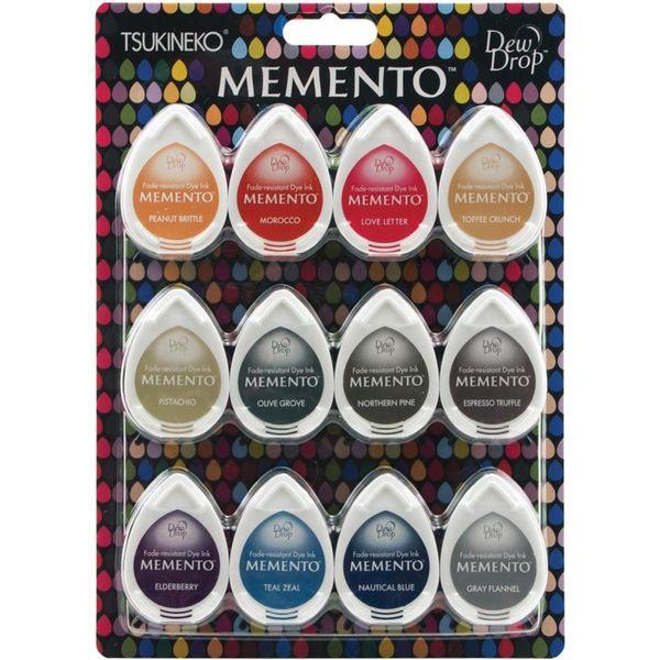 Snow Cones - Memento Dew Drop Dye Ink Pads