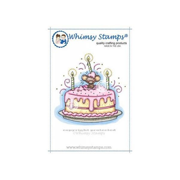 Birthday Cake Mouse