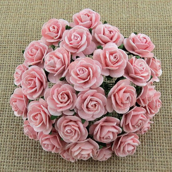 Micro Roses -  Light Pink