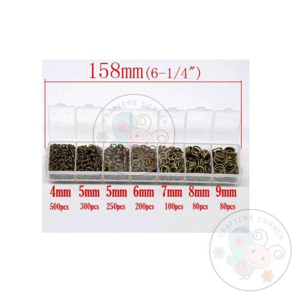 Jump Rings Value Pack