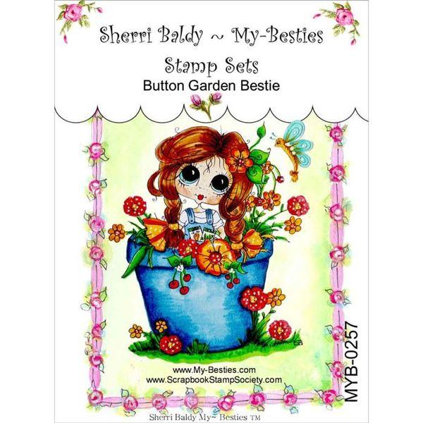 Button Garden Bestie