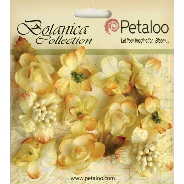 "Soft Yellow - Botanica Minis 1"" 11/Pkg"