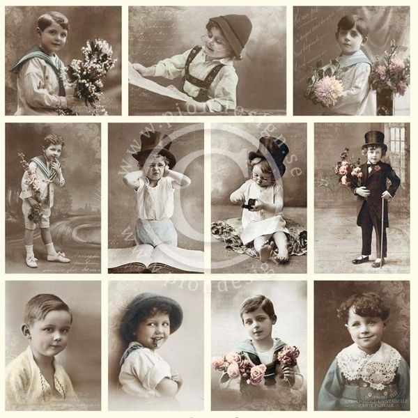 Boys - From Grandma's Attic