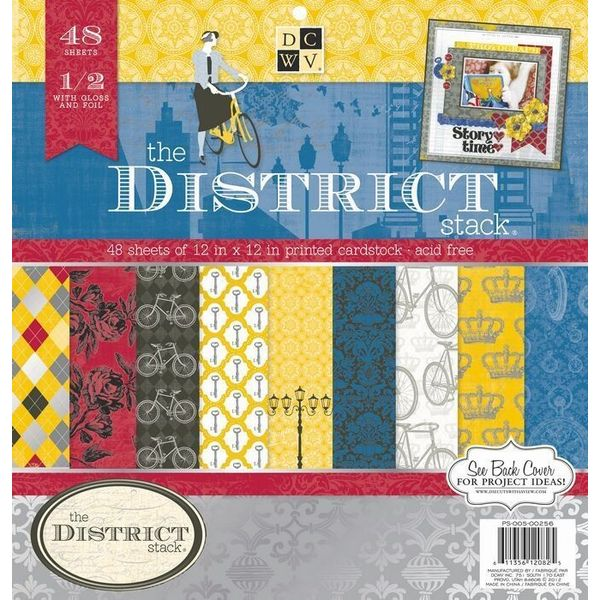 The DISTRICT Stack