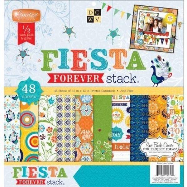 Fiesta Forever Paper Pad