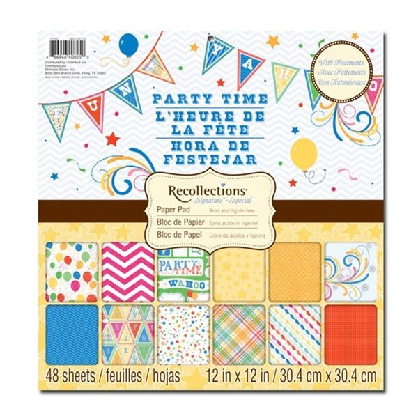 Party Time - Recollections
