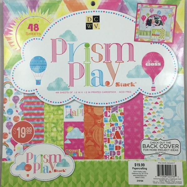 Prism Play Stack