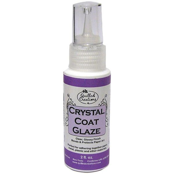 Crystal Coat Glaze 2oz