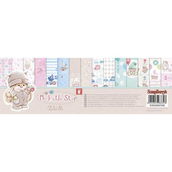 My Little Star 12x12 Paper Pad