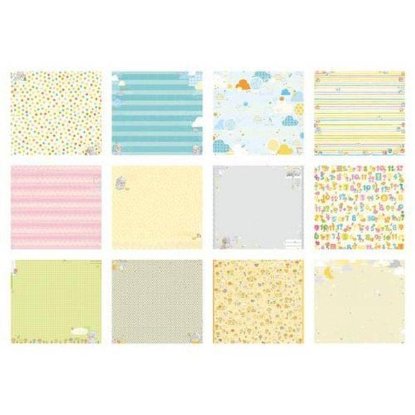 "Sweet Dreams 6"" X 6"" Paper set"