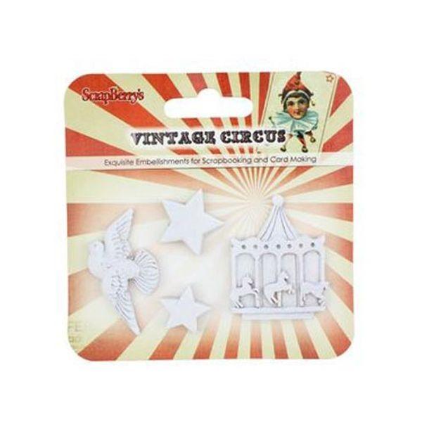 Vintage Circus - Carrousel