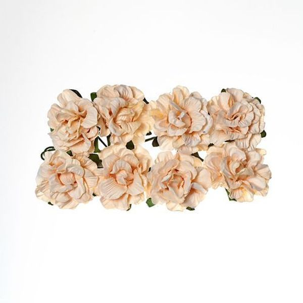 Paper Flowers Clove Peach