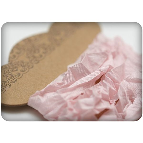 Shabby Ribbon - Light Pink
