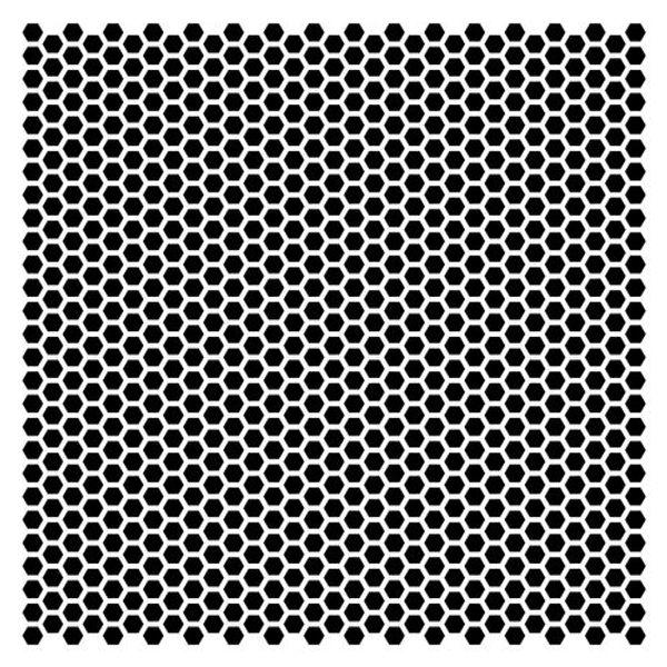 Stencil - Mask Mini Tesselar Pattern