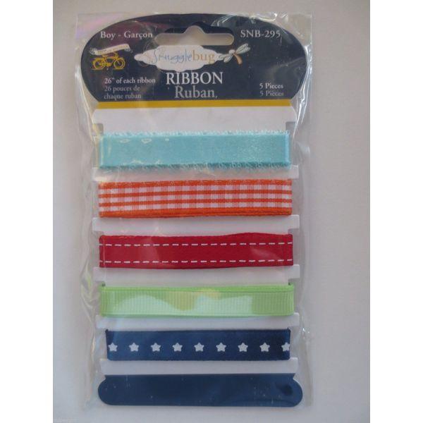 Ribbons Boy