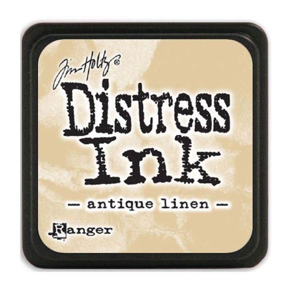 Antique Linen - Mini  Distress ink pad