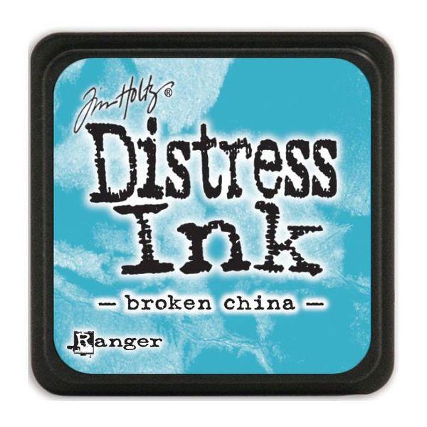 Broken China - Mini  Distress ink pad