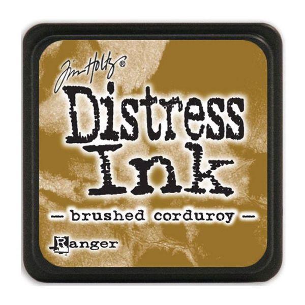 Brushed Corduroy - Mini  Distress ink pad