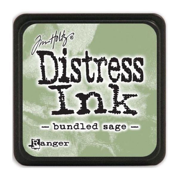 Bundled Sage - Mini  Distress ink pad