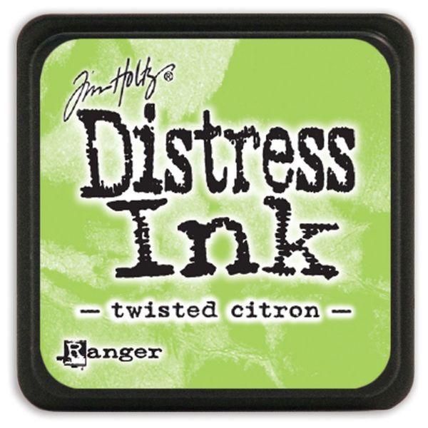 Twisted Citron - Mini Distress ink pad