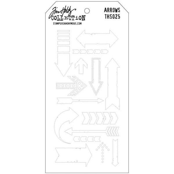 Arrows - Stencil