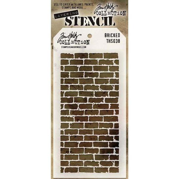 Bricked - Stencil