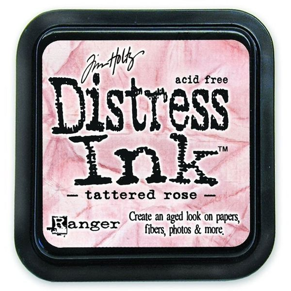 Tattered Rose - Distress Ink Pad