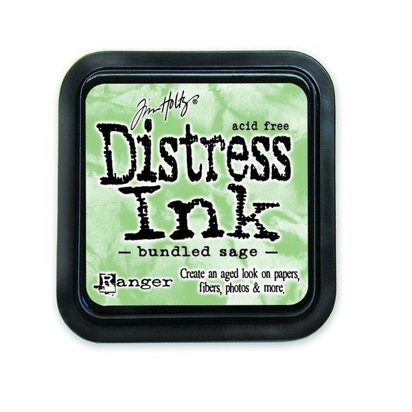 Bundled Sage - Distress Ink Pad
