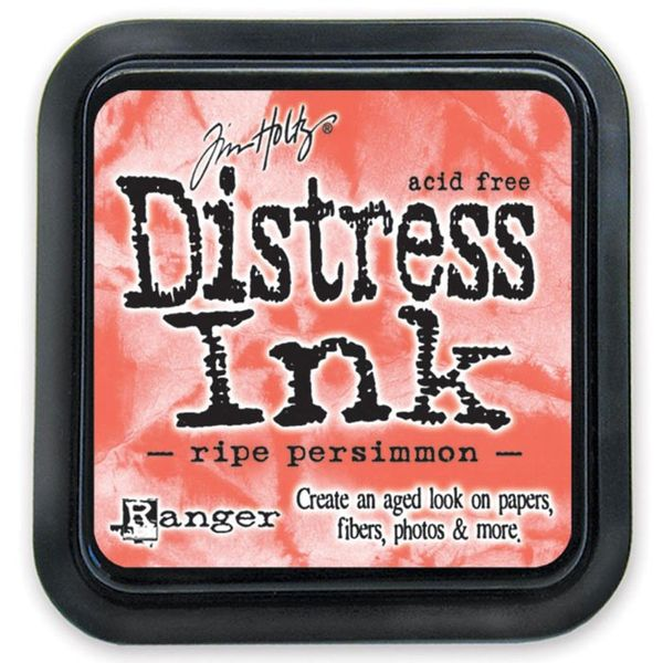 Ripe Persimmon - Distress Ink Pad