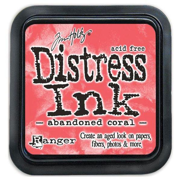 Abandoned Coral - Distress Ink Pad