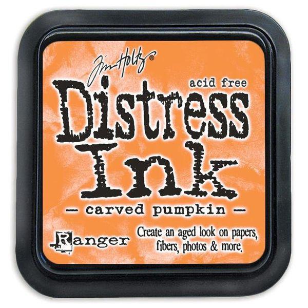 Carved Pumpkin - Distress Ink Pad
