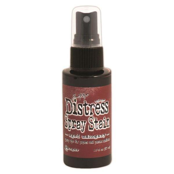 Aged Mahogany - Distress Spray Paint