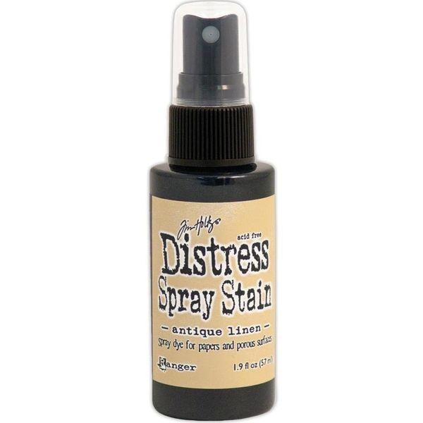 Antique Linen - Distress Spray Paint