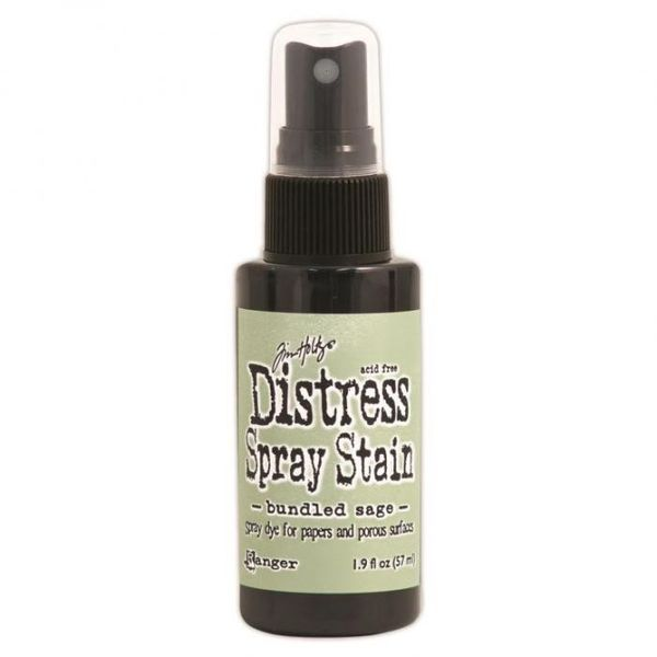 Bundled Sage - Distress Spray Paint
