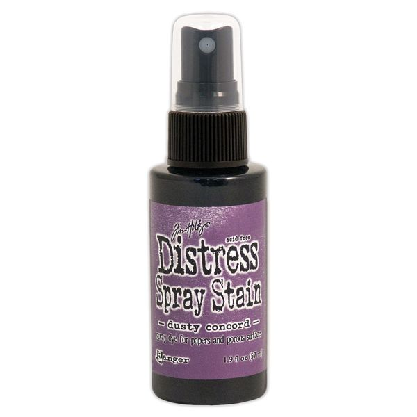 Dusty Concord - Distress Spray Paint
