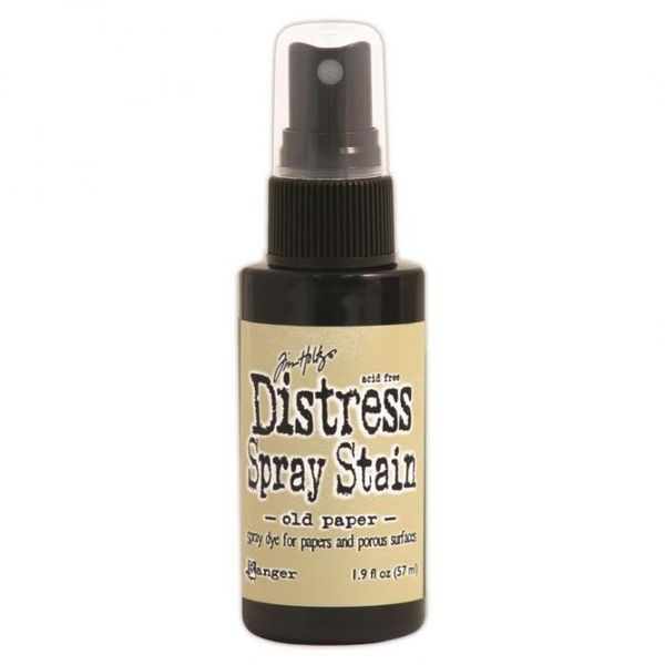 Old Paper - Distress Spray Paint