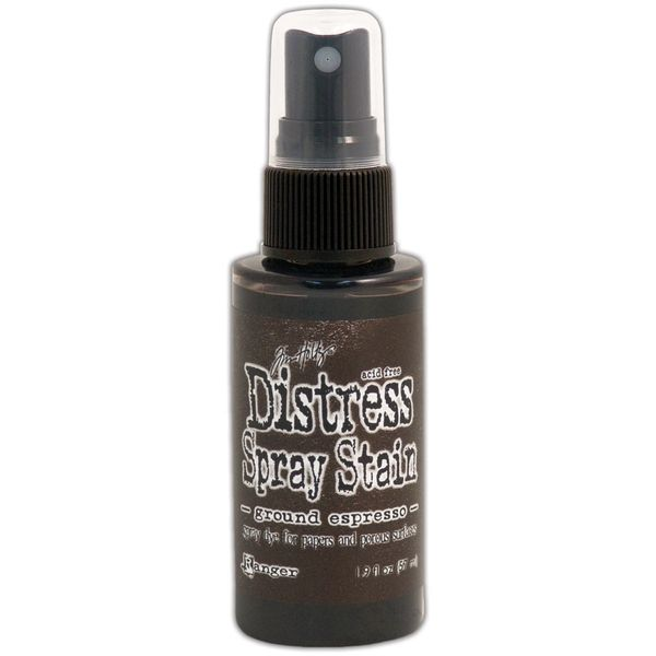 Ground Espresso - Distress Spray Paints