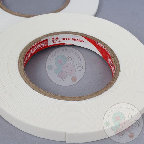 3D Foam Tape - 12mm