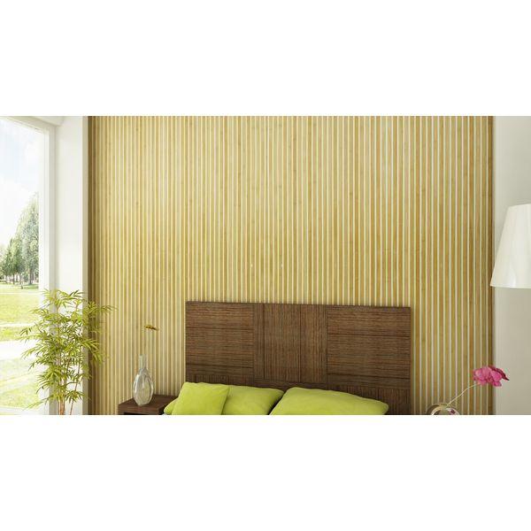 De'Vistas | Natural Bamboo | Crystal | 1.5MM | 8'x4'