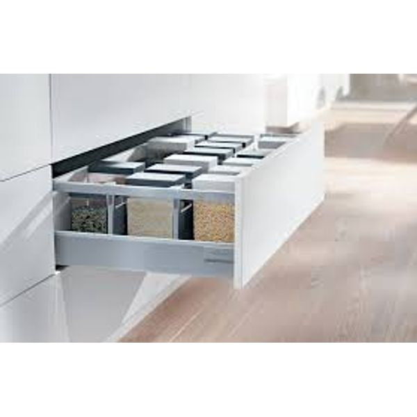 Blum Grey Tandem Box 50kg Carrier D